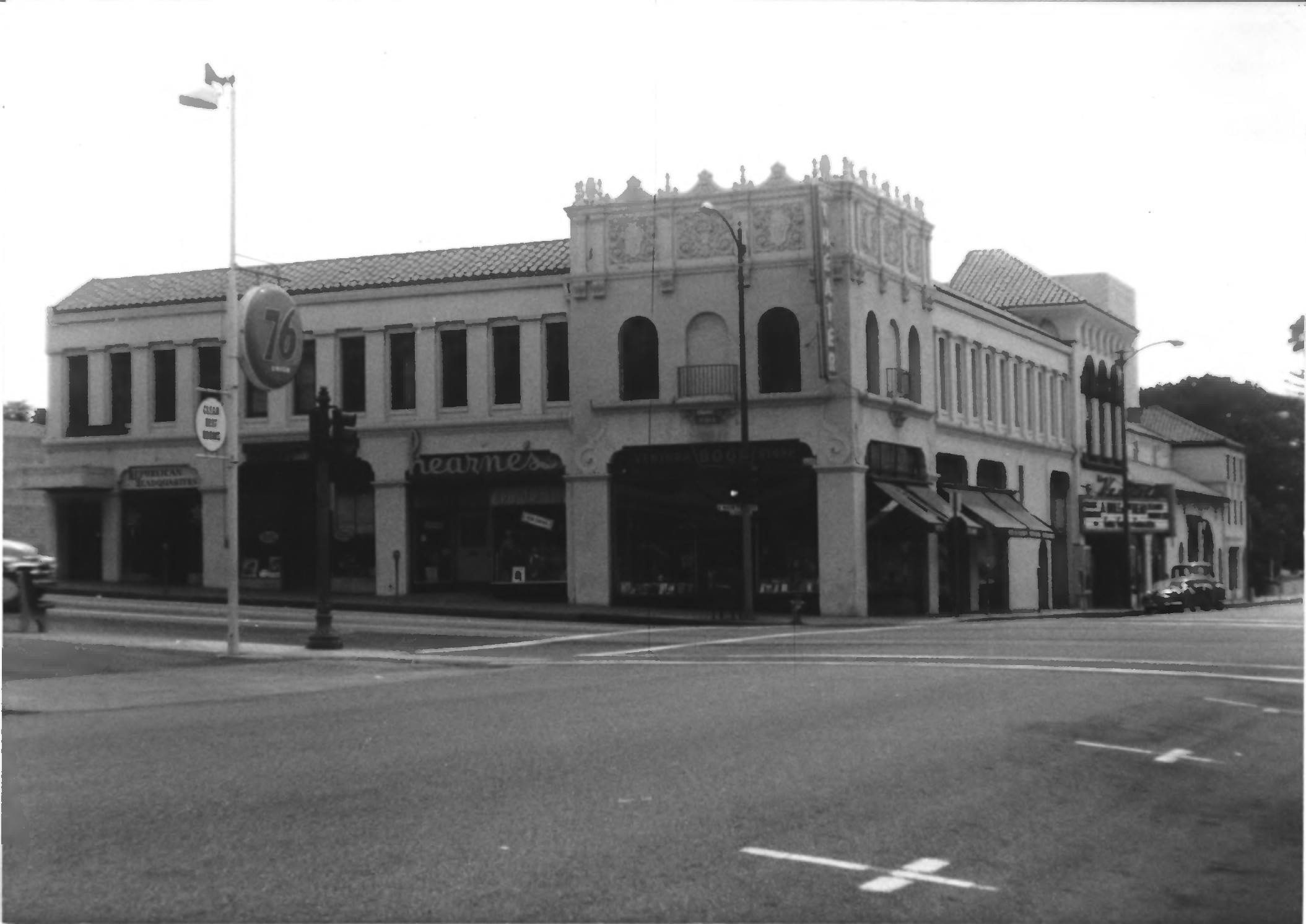 Ventura_theater_1928_historic