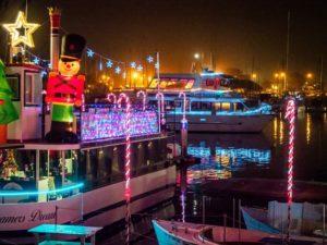 Ventura Harbor Village Parade of Lights