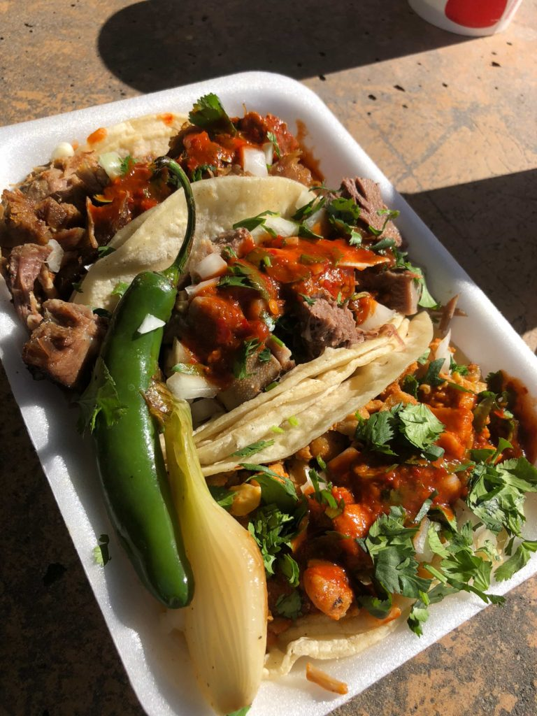 lalos street taco photo by Mike Laan