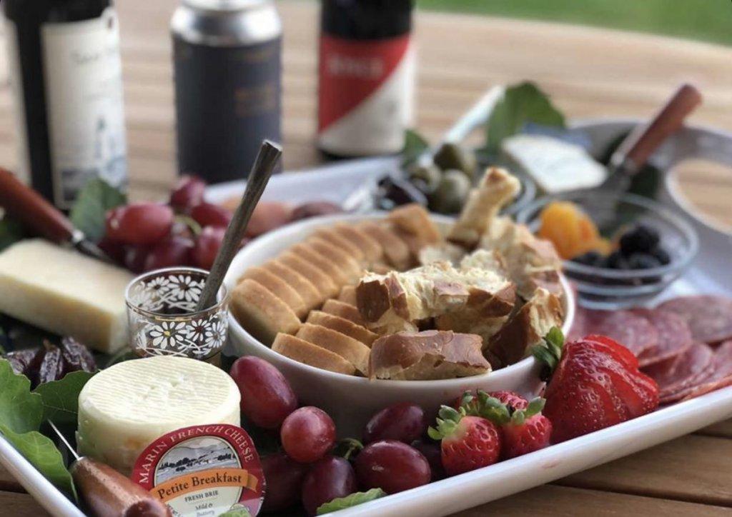 Cask Ale House Ventura virtual cheese