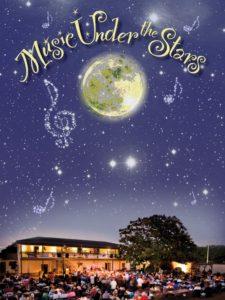 Music Under The Stars in Ventura Poster