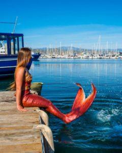 mermaid month ventura harbor village