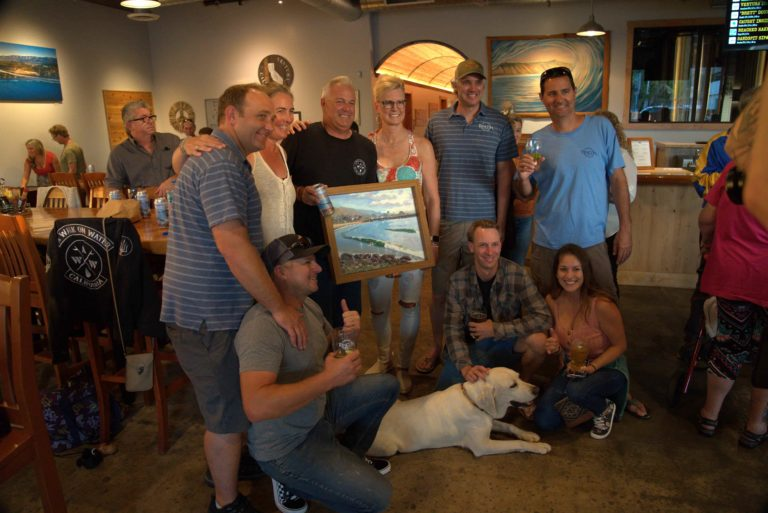 Rincon Brewery Haole beer launch