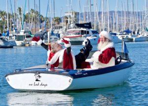 Santa's at Ventura Harbor Village