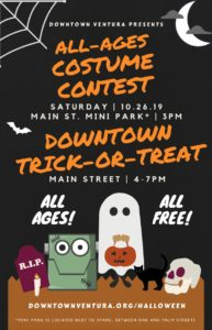all ages costume party downtown ventura