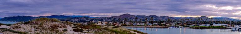 Steve Cattanach - Marina park view pano