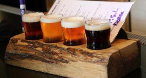 topa topa flight beer ventura