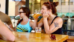 ventura coast brewing company beer and biking