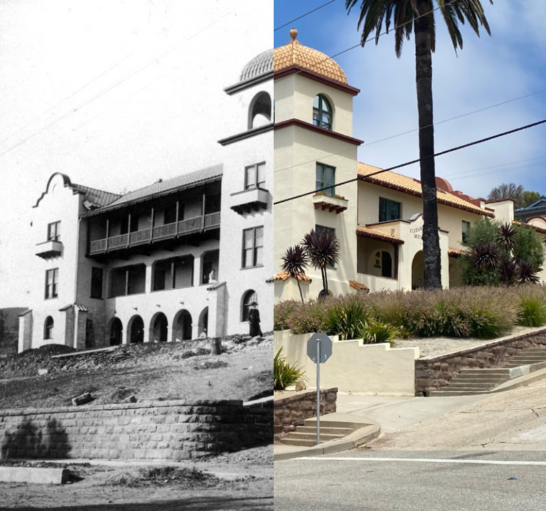 Bard hospital then and now