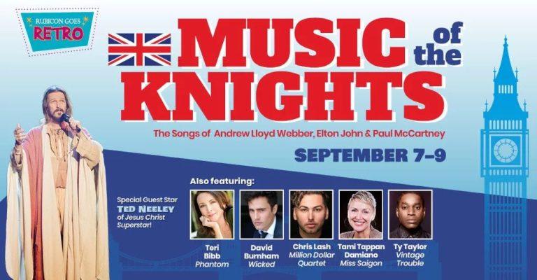 Music of the Knights ventura