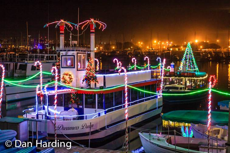 California Sleigh Rides on the Water