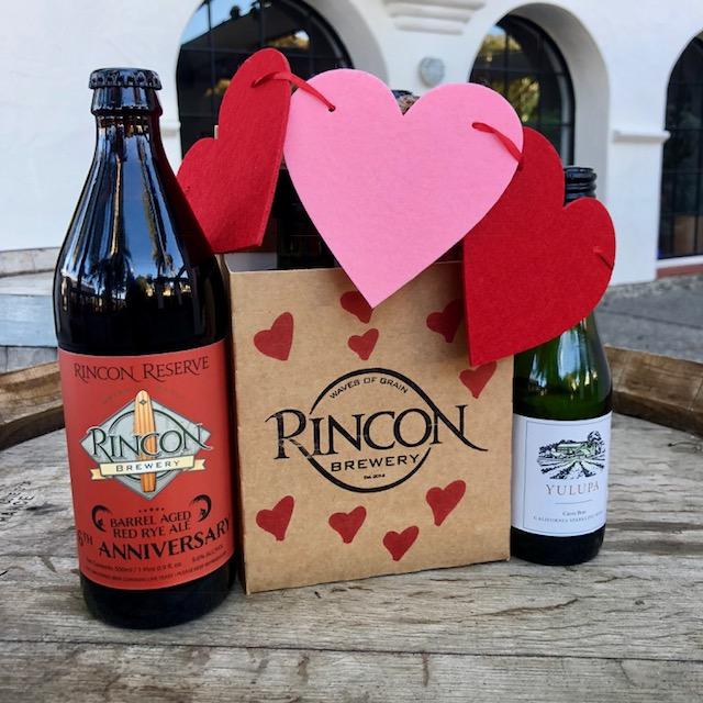 Rincon Brewery Valentine's day special