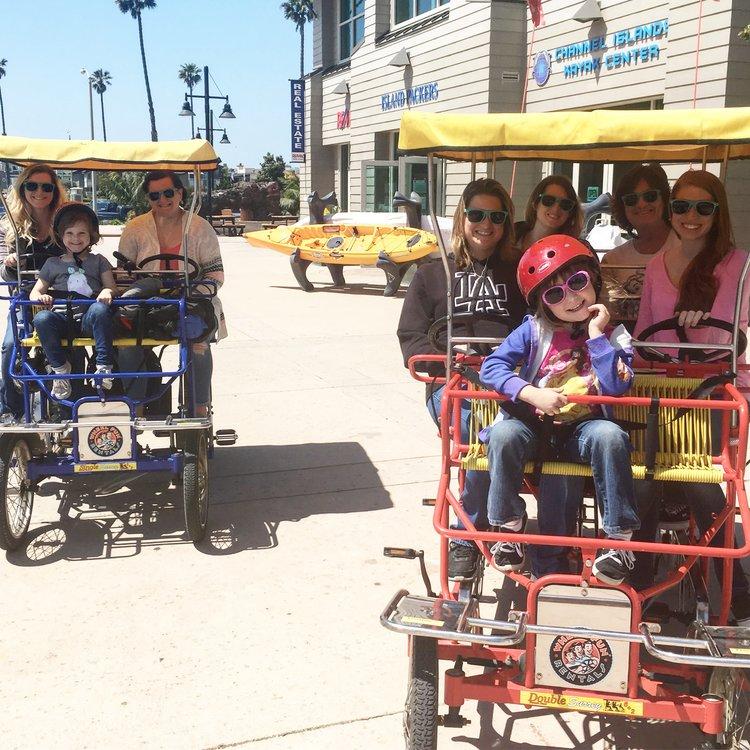 Wheel Fun Rentals - Ventura California - whatthegirlssay.com