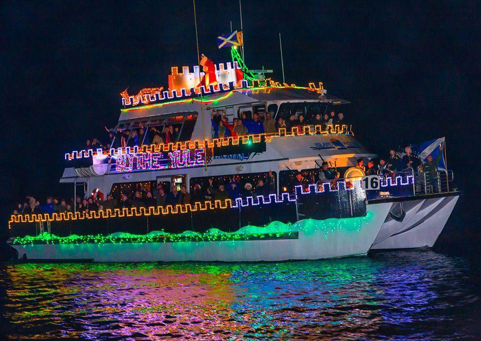 ventura harbor caroling cruise