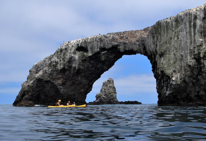 Anacapa island Arch