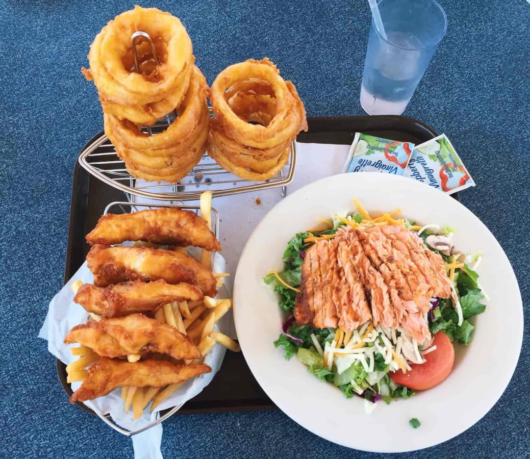 andria's seafood ventura