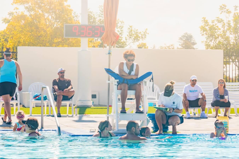 Kimball Park pool