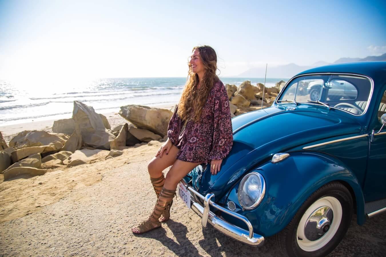 VW coast Ventura