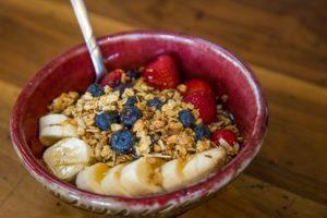 harvest cafe ventura acai bowl