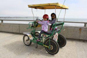 fun wheel bike rentals ventura