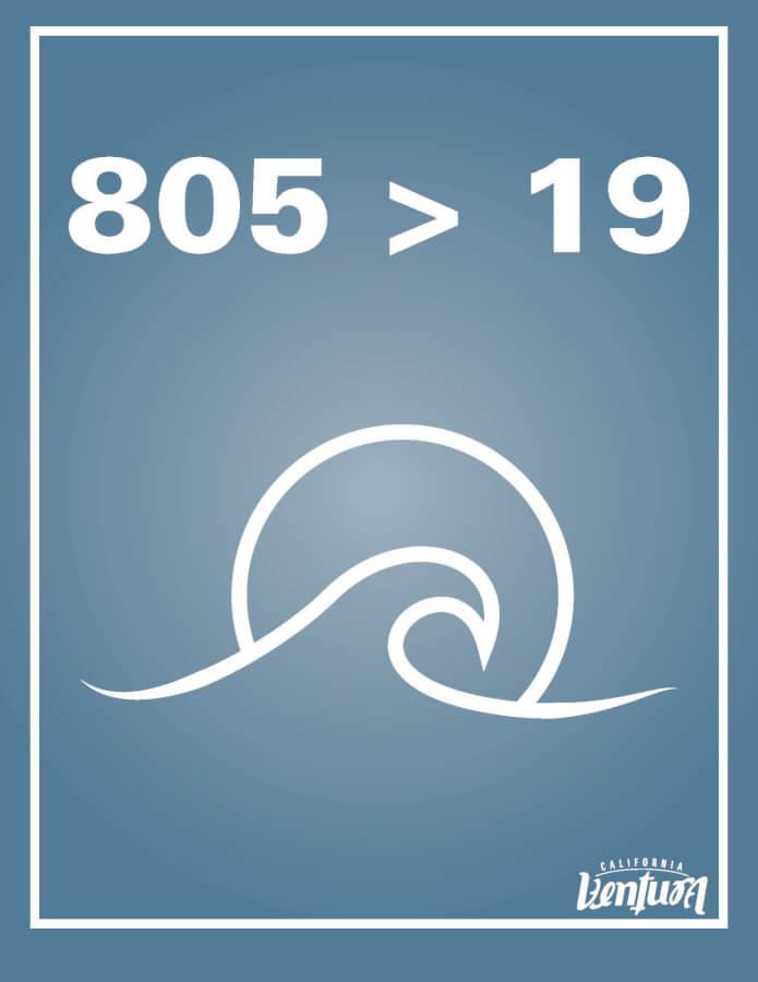 805 > 19