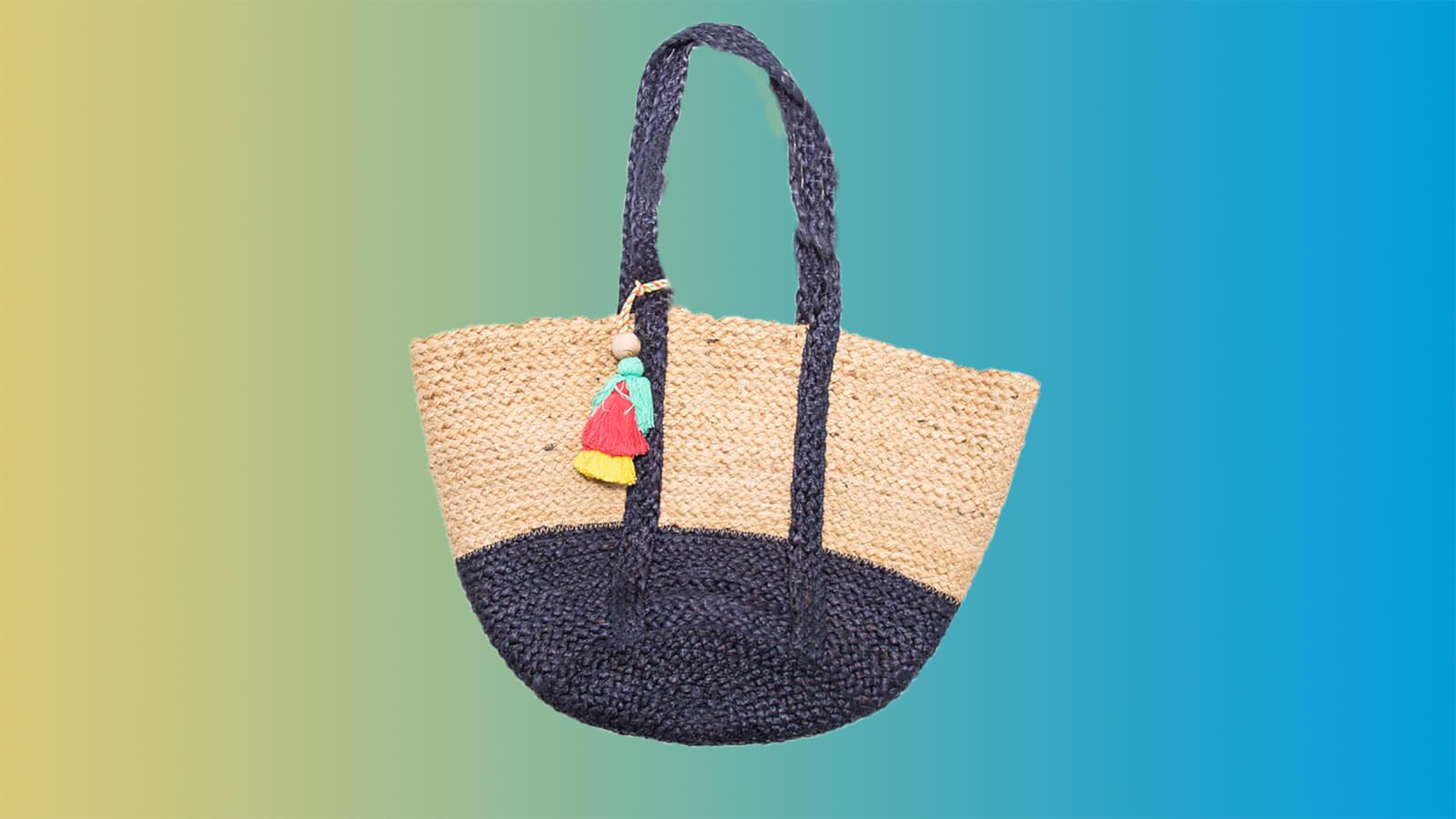 Adria tote bag for visitor center blog